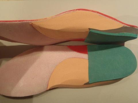 Chaussures de sécurité et podologie